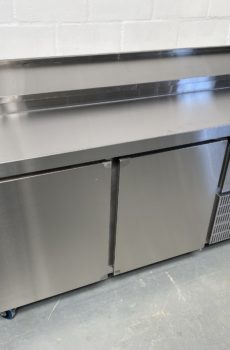 New Underbar Pizza Fridge